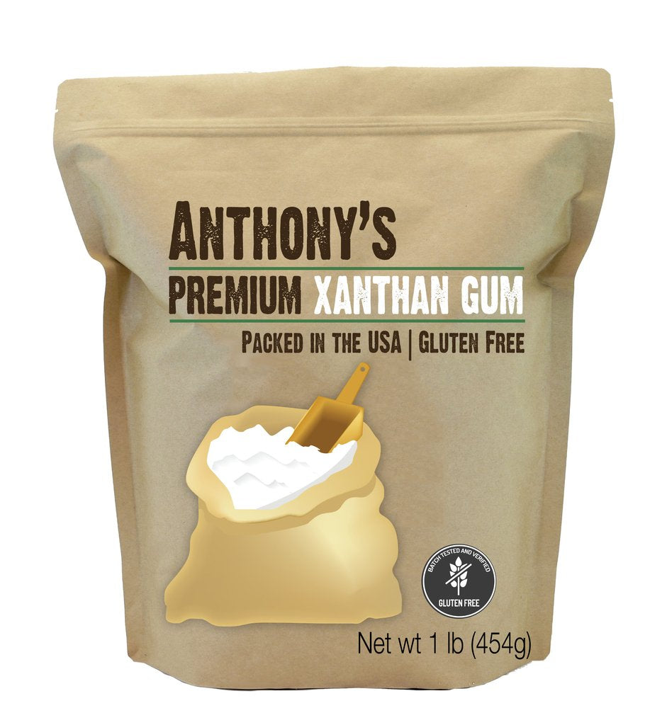 Premium Xanthan Gum by Anthony's Goods, 1 lb