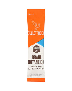 Brain Octane Go Pack by Bulletproof, 15 ml