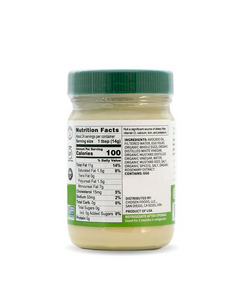 Chosen Foods Avocado Oil Mayo Nutrition Label