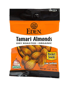 Pocket Snacks by Eden, 1 oz
