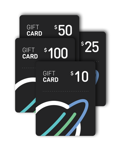 Gift cards for Planet Keto online store