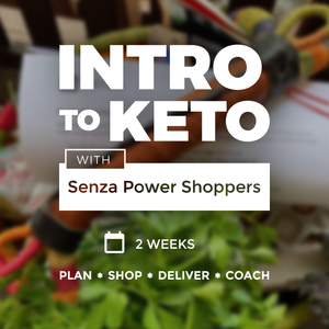 Intro to Keto with Senza Power Shoppers