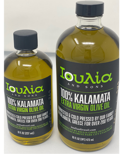 Extra Virgin Olive Oil by Ioulia Greek Olive Oil Co.