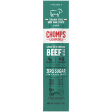 Load image into Gallery viewer, Mini Jerky Sticks by Chomps, 0.5 oz