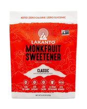 Load image into Gallery viewer, Classic Monk Fruit Sweetener by Lakanto