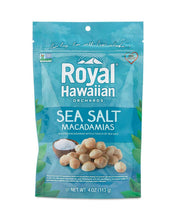 Load image into Gallery viewer, Organic Macadamias by Royal Hawaiian Orchards, 4 oz