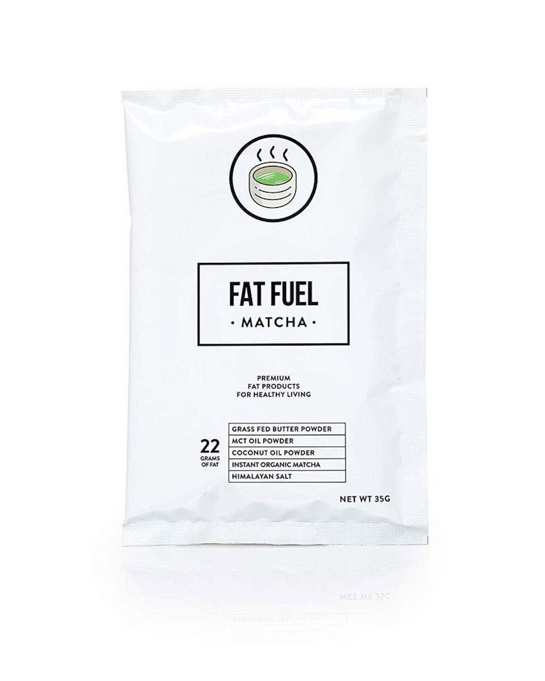 Fat Fuel Matcha