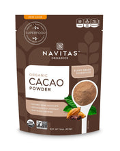 Load image into Gallery viewer, Organic Cacao Powder by Navitas Organics