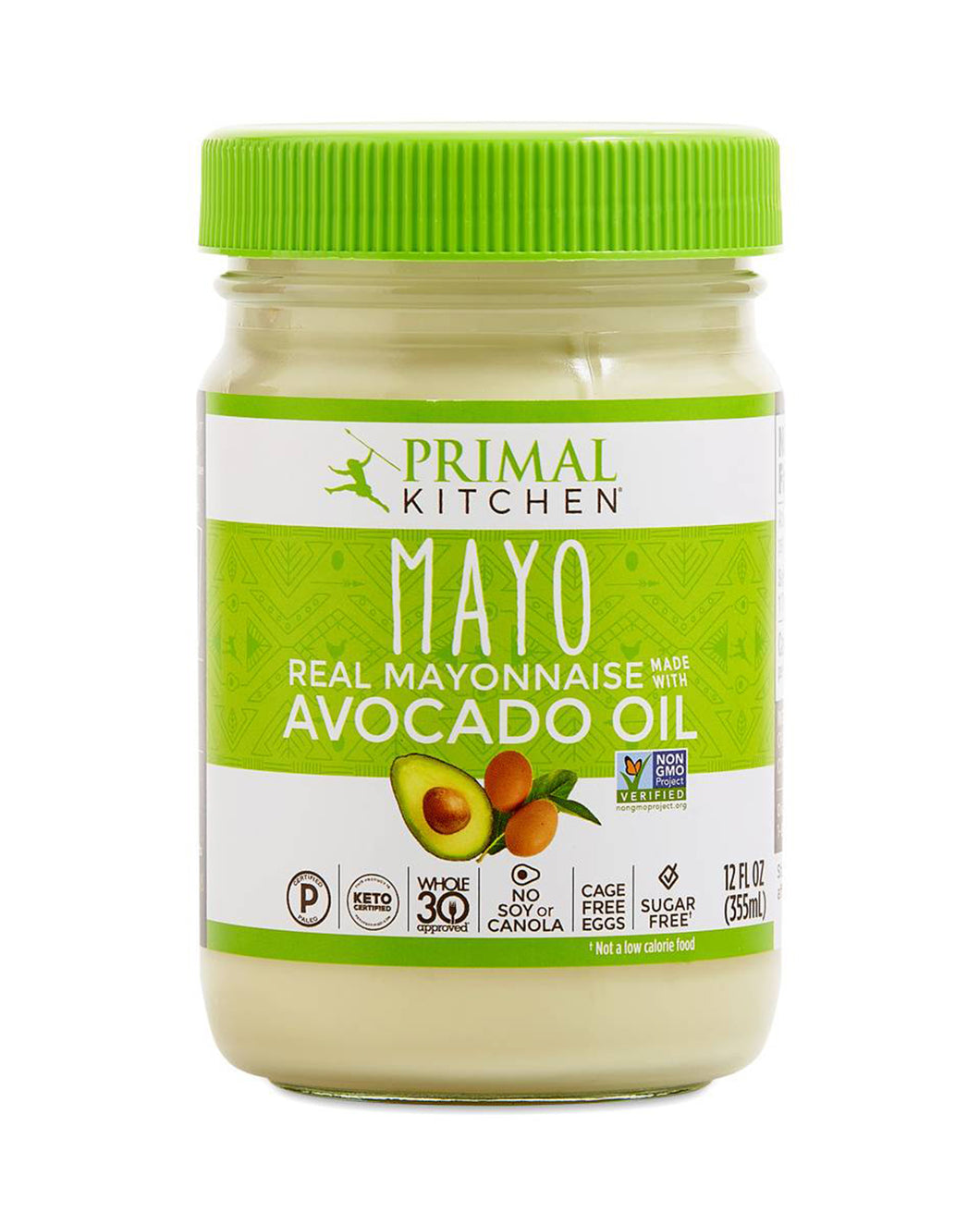 Avocado Oil Mayo by Primal Kitchen, 12 oz