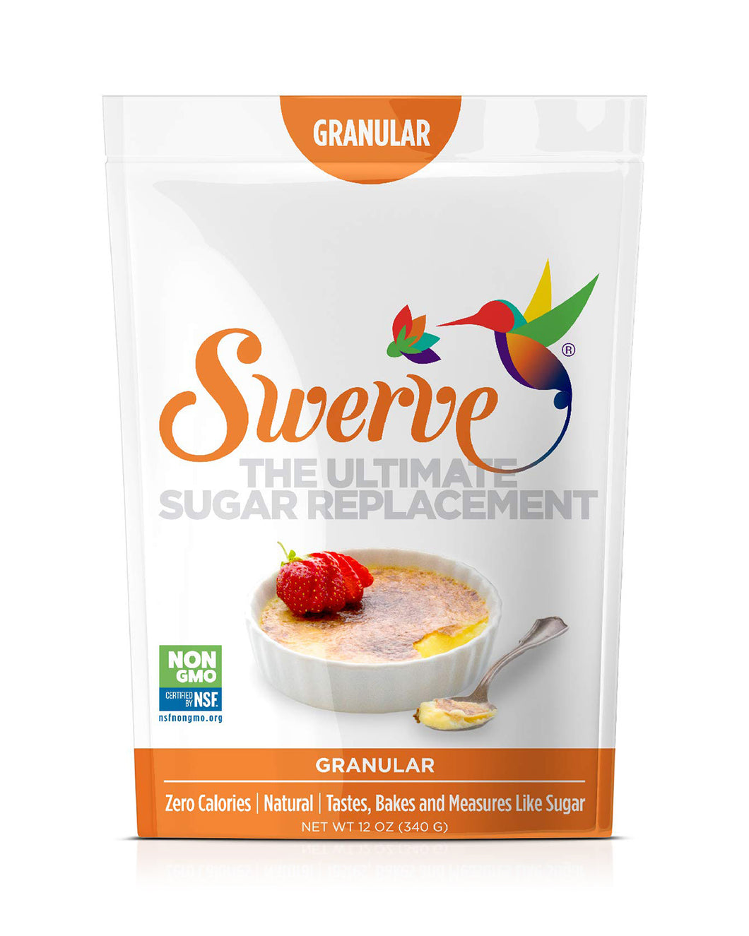 Granular Sugar Replacement by Swerve, 12 oz