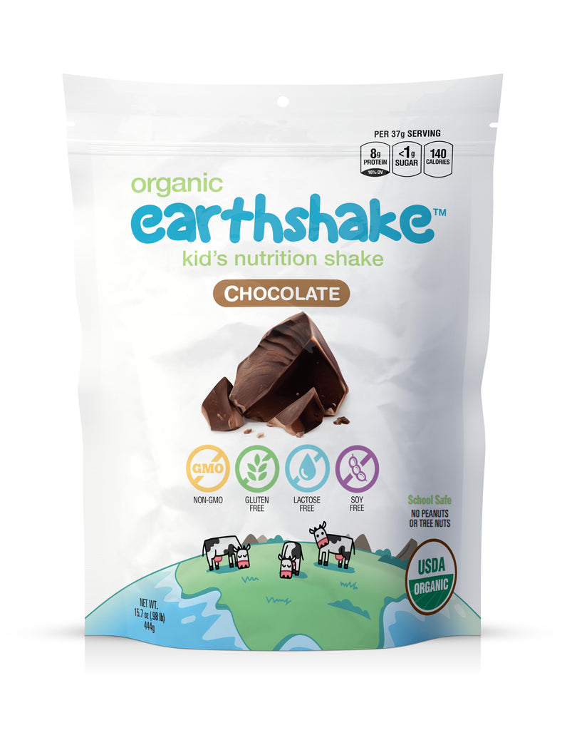 Earthshake Chocolate - Subscribe & Save 15%