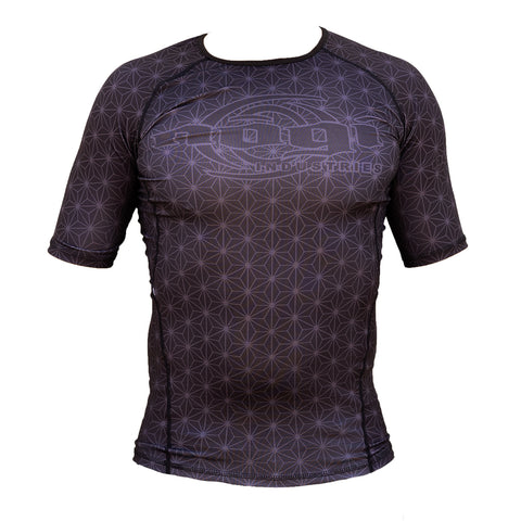 Nogi Industries Spectral Short Sleeve Rashguard Front