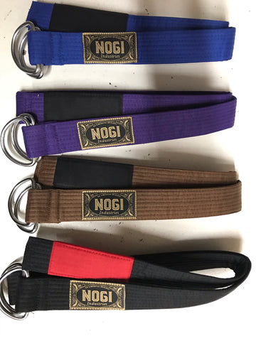 Casual BJJ Belt (Blue, Purple, Brown, Black)