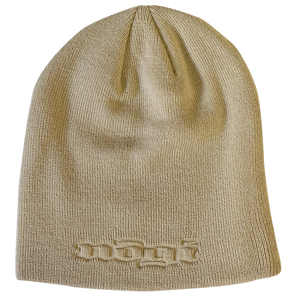 OE Logo Beanie by Nogi Industries - TAN - NoGi USA