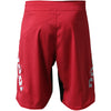 Phantom 3.0 Fight Shorts - Candy Apple Red by Nogi Industries - MADE IN USA - Limited Edition Back View