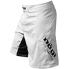 Phantom 3.0 Fight Shorts - White by Nogi Industries - MADE IN USA Left View