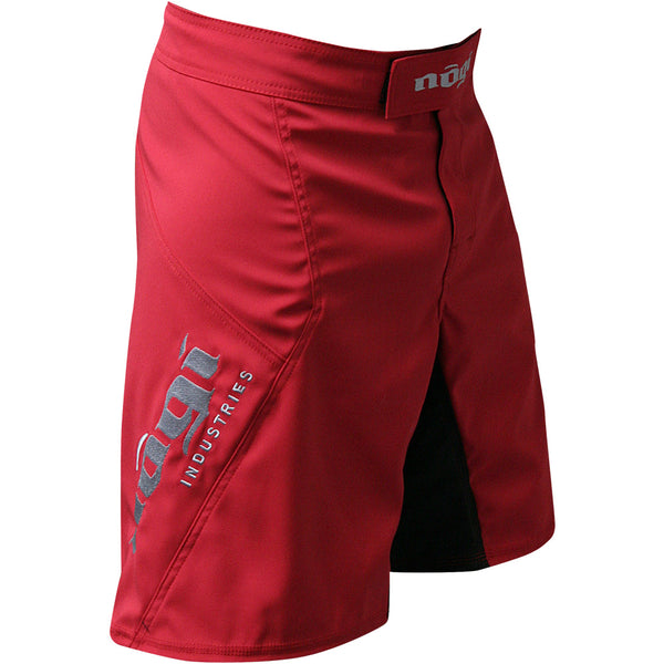 Phantom 3.0 Fight Shorts - Candy Apple Red by Nogi Industries - MADE IN USA - Limited Edition Right View