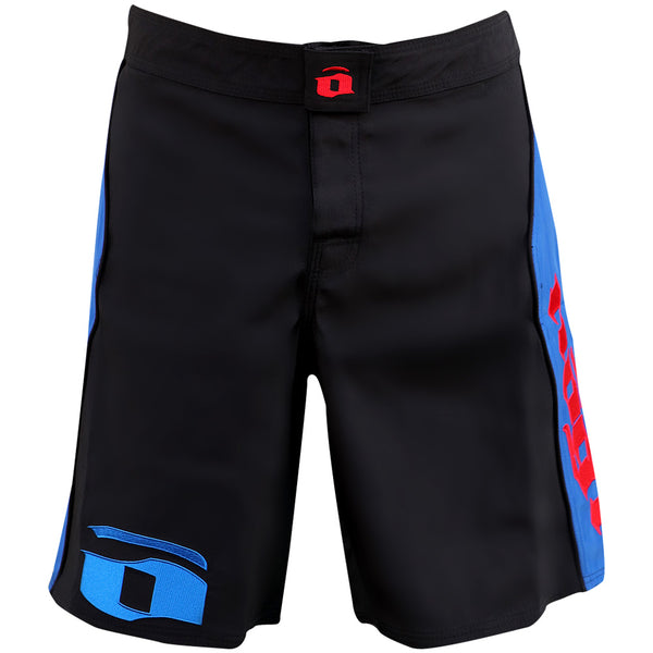 Volt 3.0 Extra Duty Rank Fight Shorts - Blue, Front