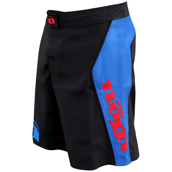 Volt 3.0 Extra Duty Rank Fight Shorts - Blue, Right
