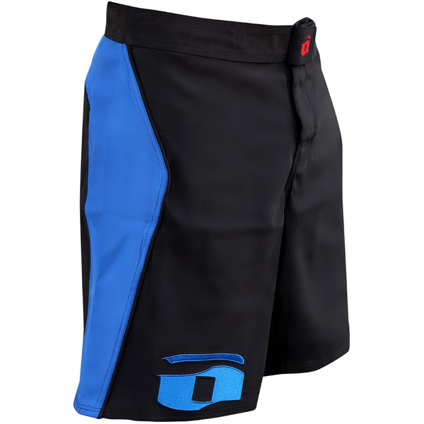 Volt 3.0 Extra Duty Rank Fight Shorts - Blue, Left