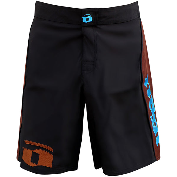 Volt 3.0 Extra Duty Rank Fight Shorts - Brown, Front