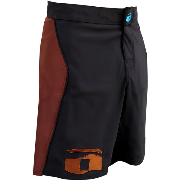 Volt 3.0 Extra Duty Rank Fight Shorts - Brown, Right
