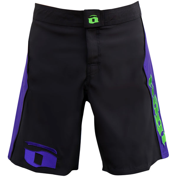 Volt 3.0 Extra Duty Rank Fight Shorts - Pupple, Front