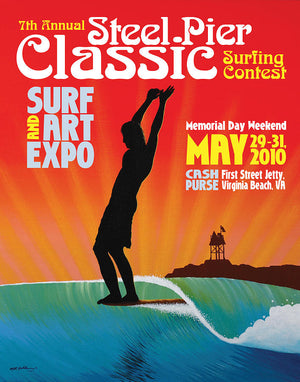 Bing Copeland Attends 2010 Steel Pier Classic, Virginia Beach, VA – May 28-30