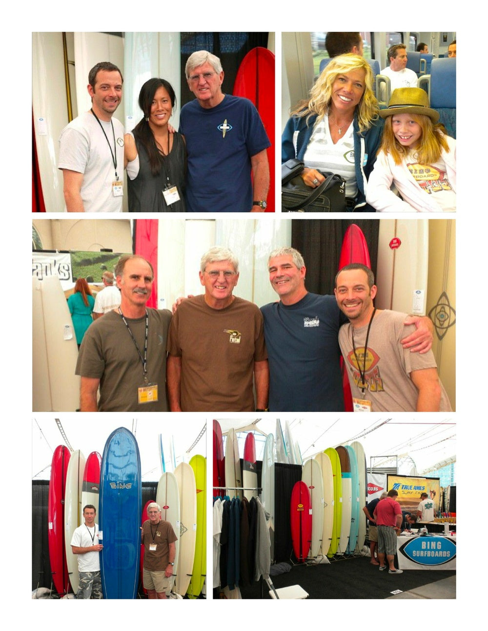 Sparks Fly At The Sacred Craft Surf Expo
