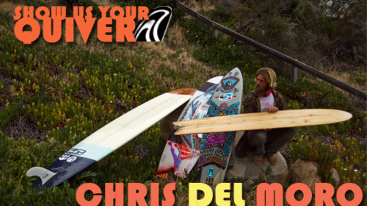 Matt Calvani and Chris Del Moro Quiver Collaboration