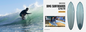 New Video Board Review: Bing Alpha Pin