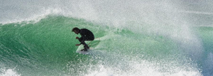 'Surfer James Parry on Being at One with the Water' on huckmagazine.com