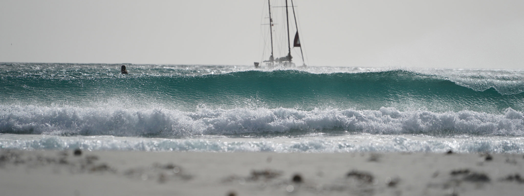 Mele Saili Surfing The Mediterranean With Onde Nostre And