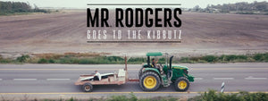 Mr. Rodgers Goes to the Kibbutz