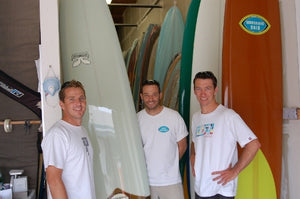 Bing Surfboards goes to Australia!