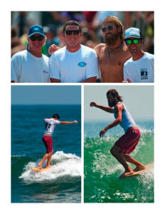 BING TEAM LIGHTS UP THE EAST COAST SURFING CHAMPIONSHIPS