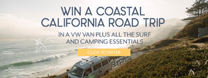 Win a Coastal California Road Trip in a VW Van