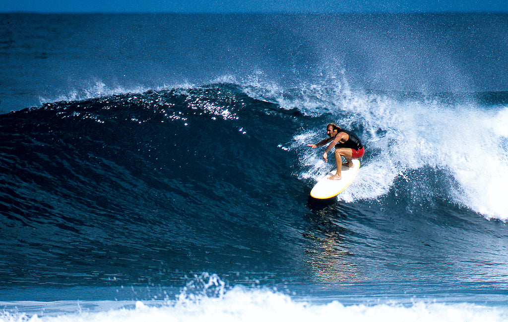 Mike Eaton Off the Wall Bing Surfboards