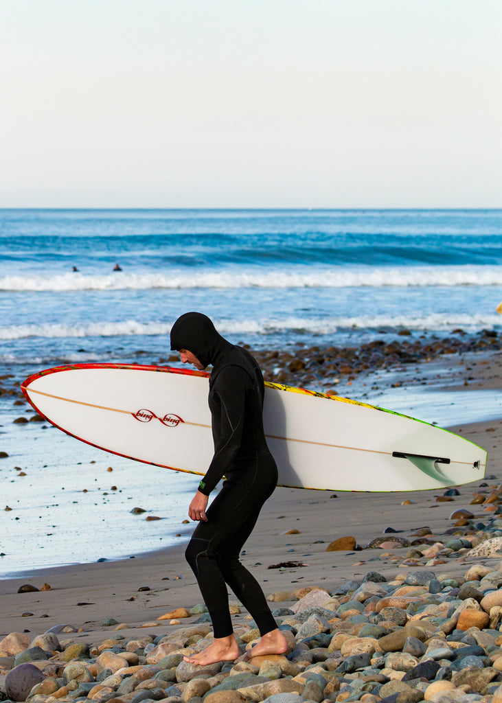 Bing Surfboards at San Onofre Holiday 2020