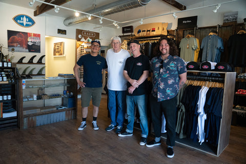 Bing Surf Shop with Bing Copeland and Board Room Show with Matt Calvani