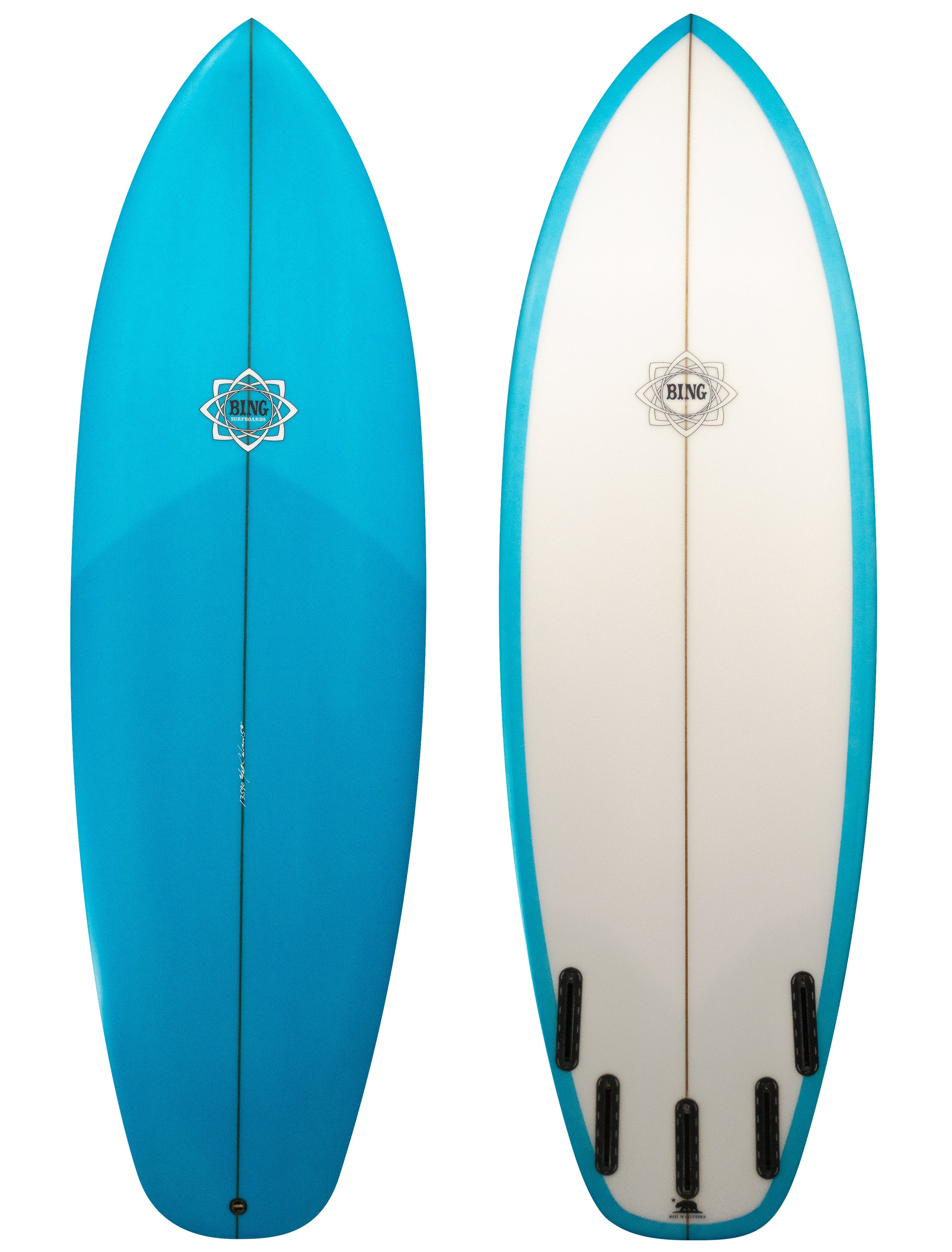 Bing Cypress Shortboard
