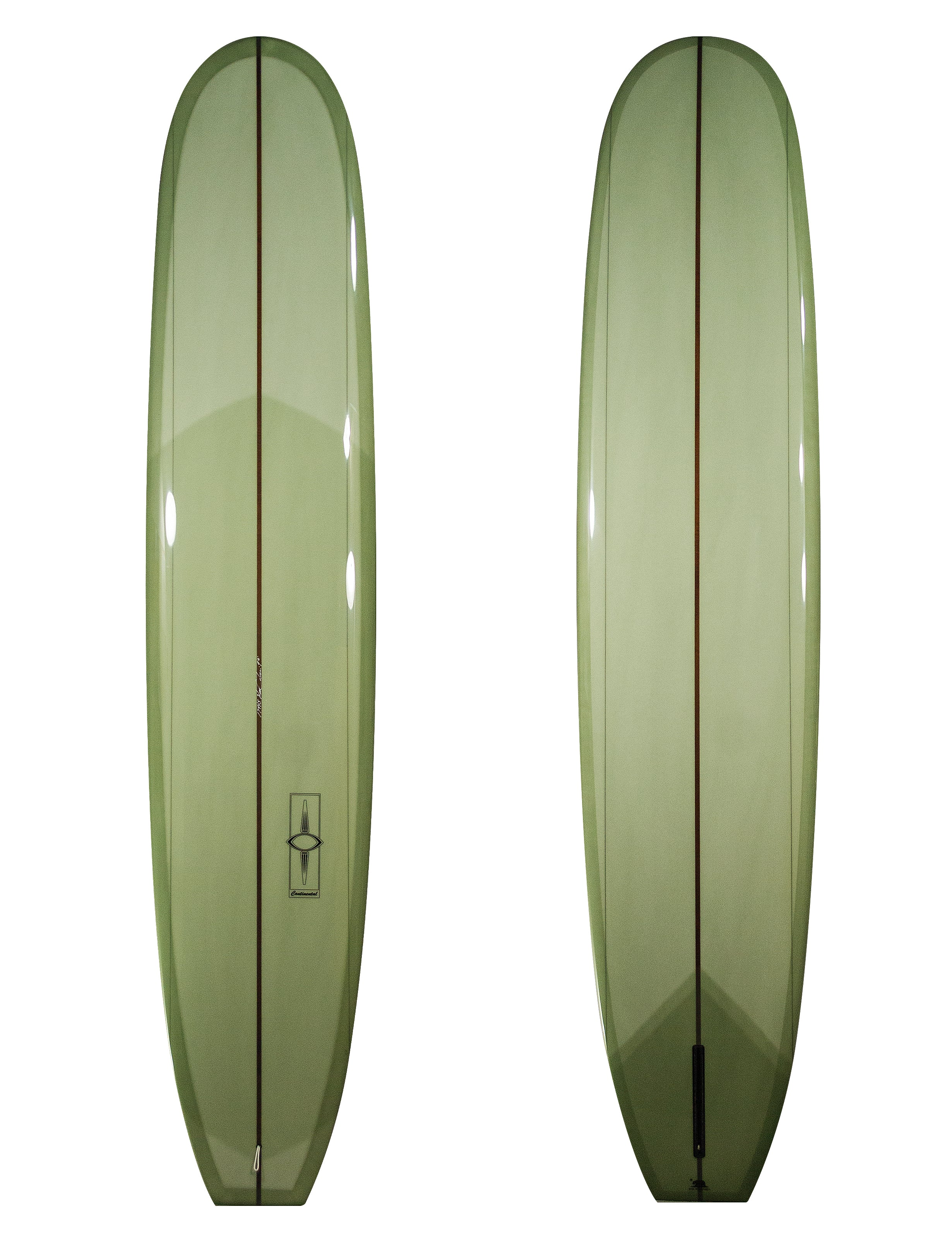 Bing Surfboards Continental Model