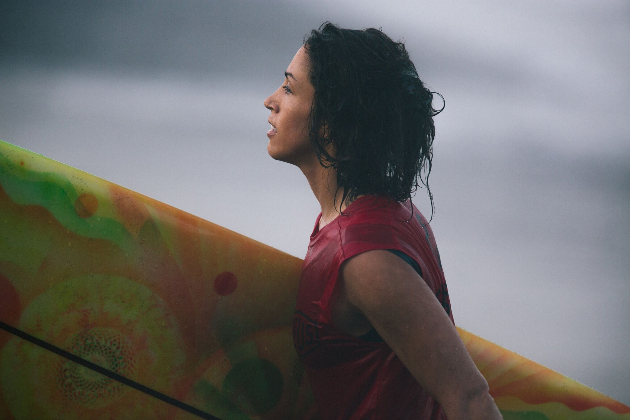 bing surfboards rider mele saili