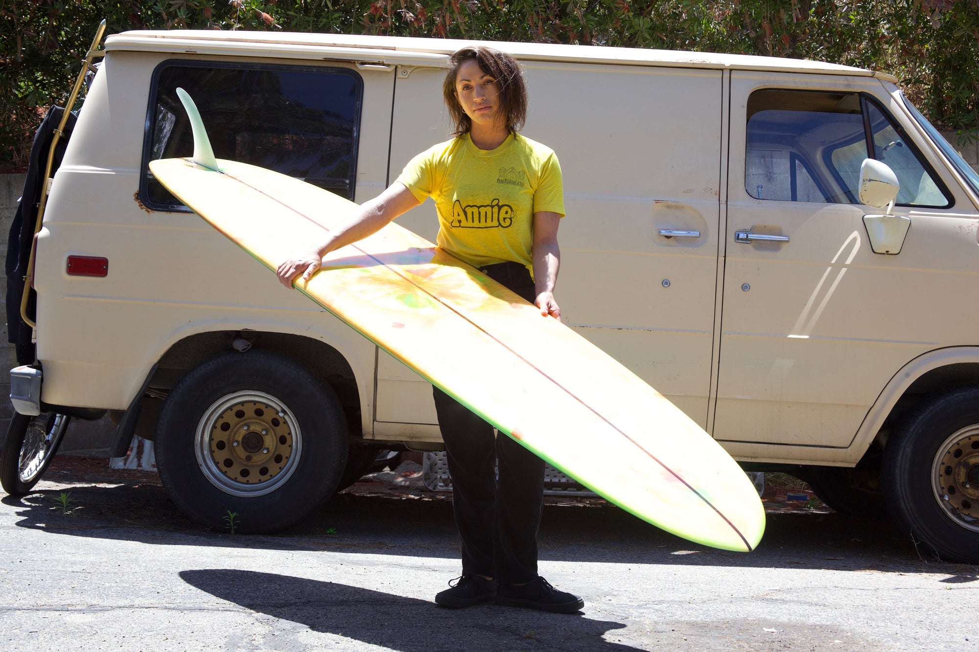 bing surfboards mele saili team rider