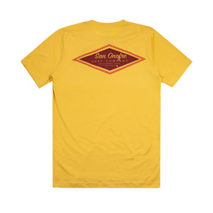 DIAMOND TEE MAIZE