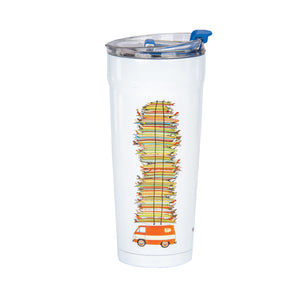 RAD CARS INSULATED TUMBLER 22 OZ