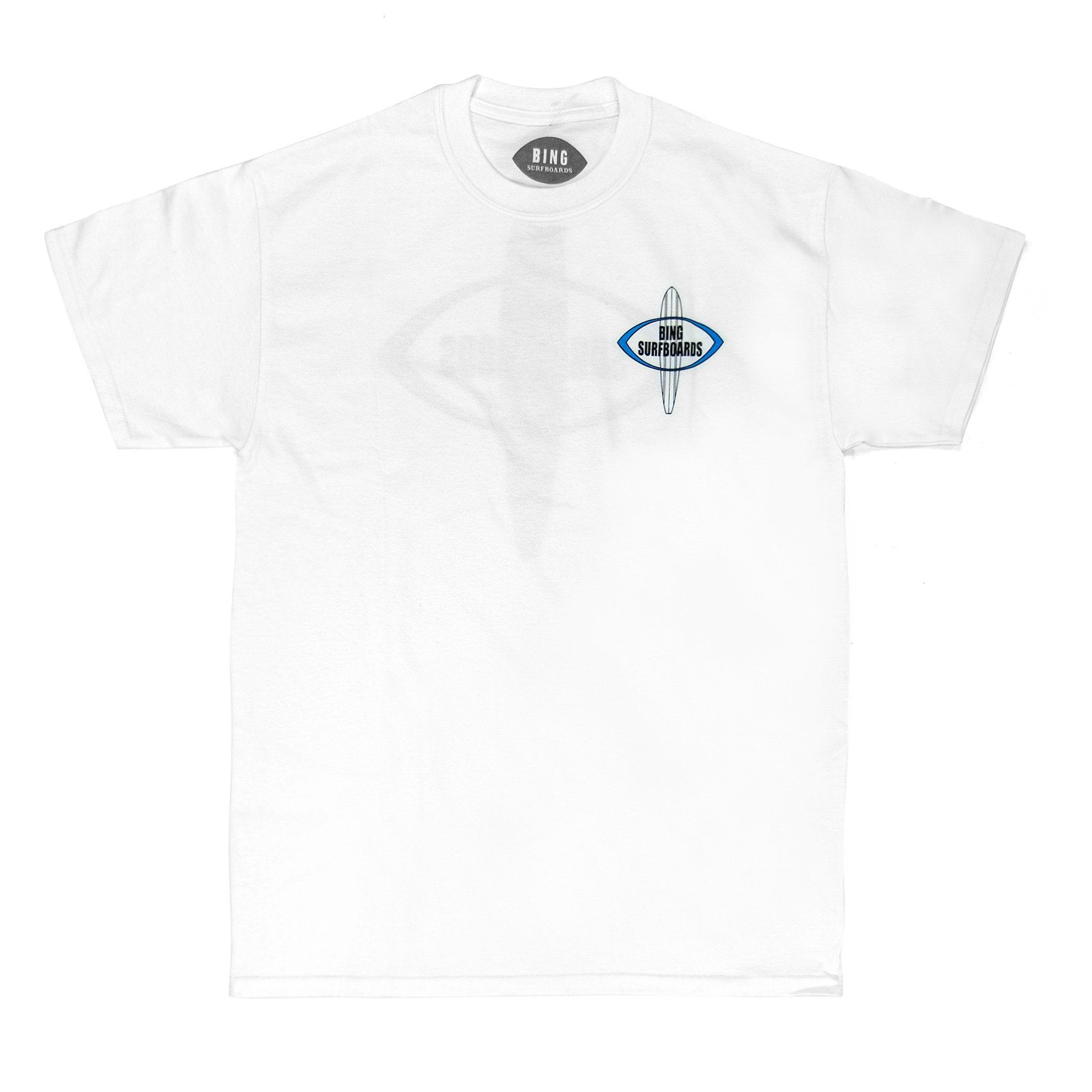 PIPELINER CLASSIC TEE WHITE