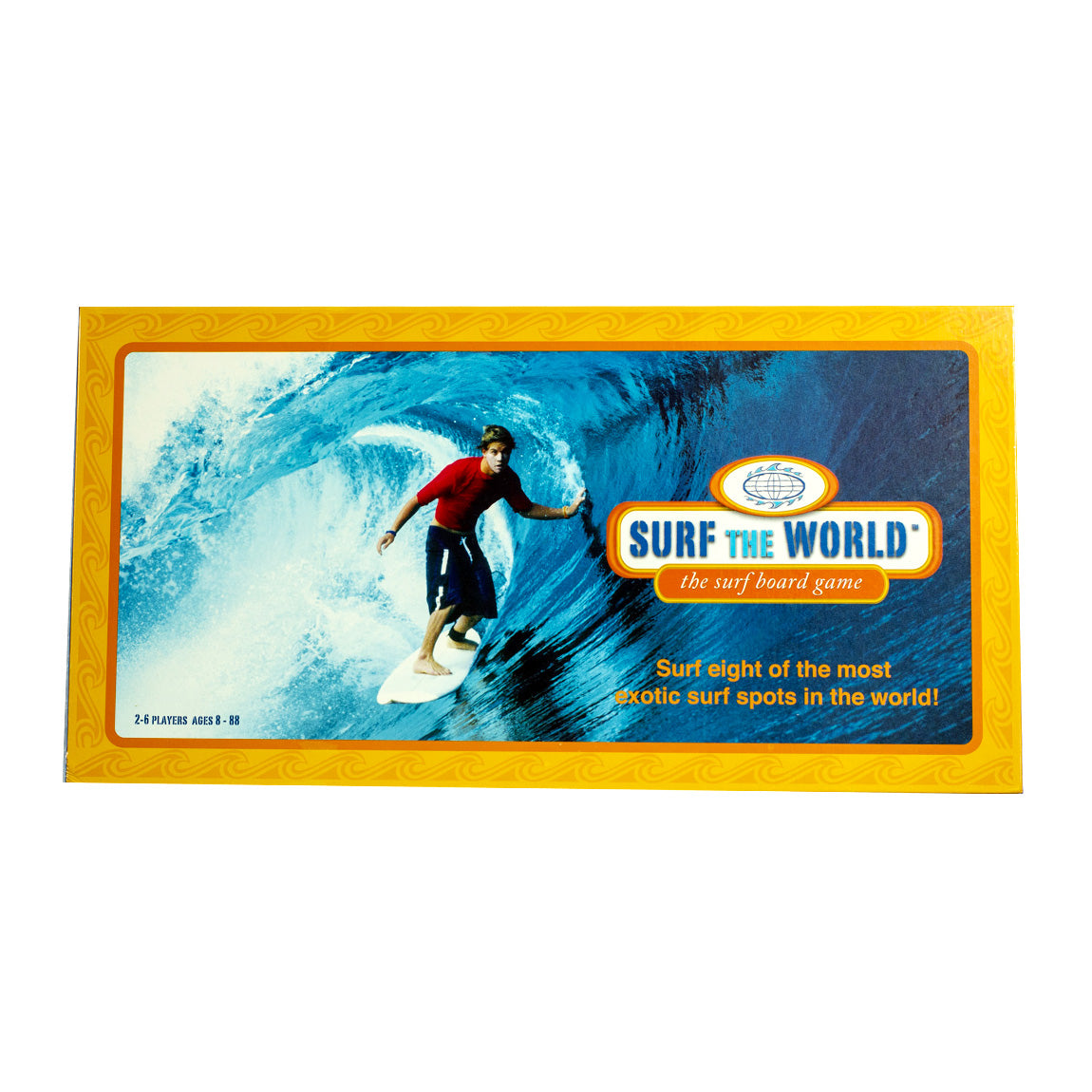 SURF THE WORLD BOARD GAME