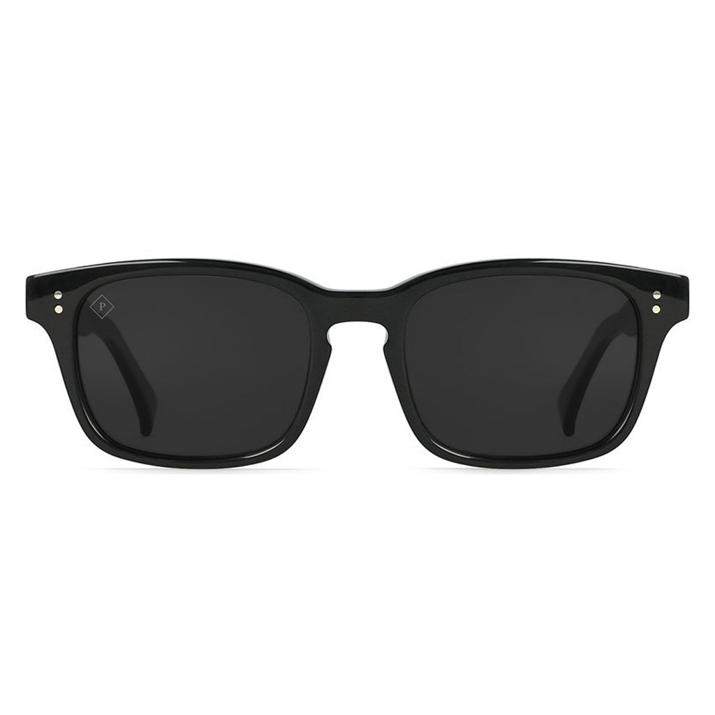 DODSON CRYSTAL BLACK/DARK SMOKE POLARIZED