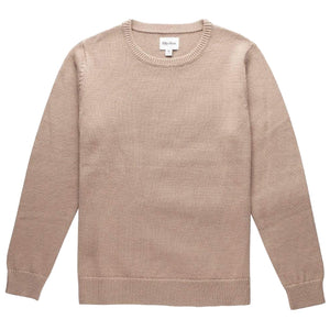 BLEND KNIT NATURAL